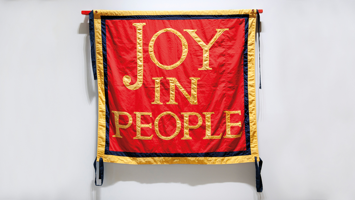 Lust for Life: <br />In Conversation with Jeremy Deller